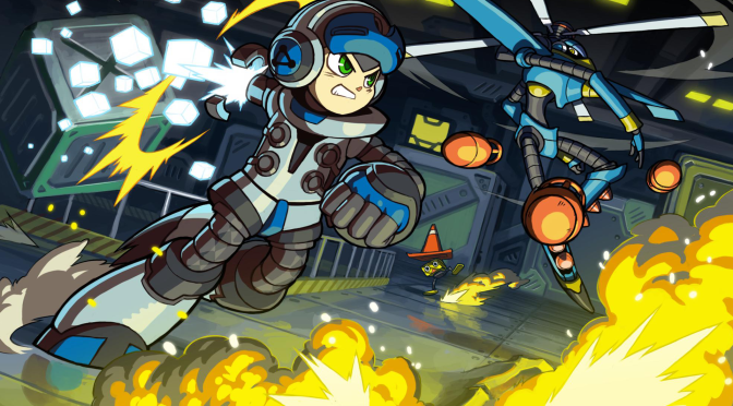 Mighty No.9 just got bigger