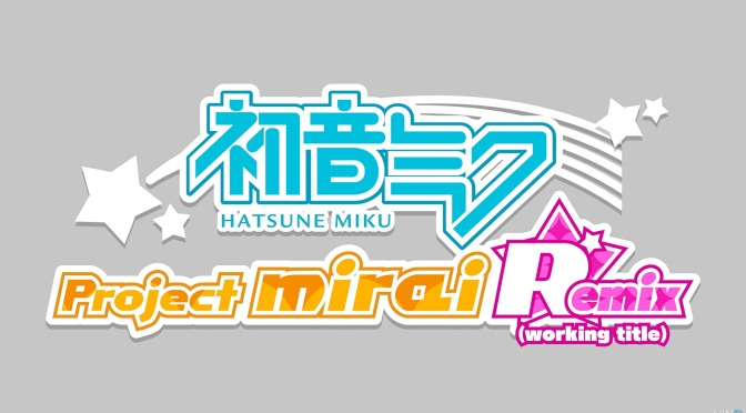 Hatsune Miku: Project Mirai Remix Announced for America