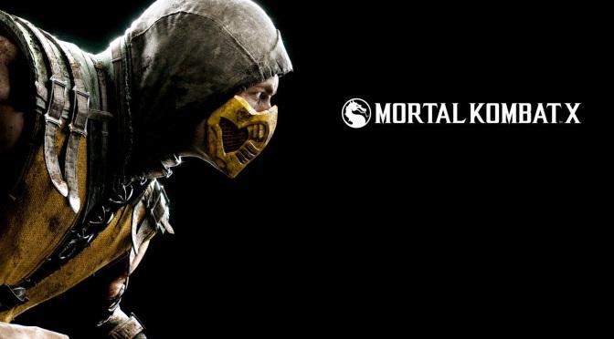 Mortal Kombat X Gets A Release Date