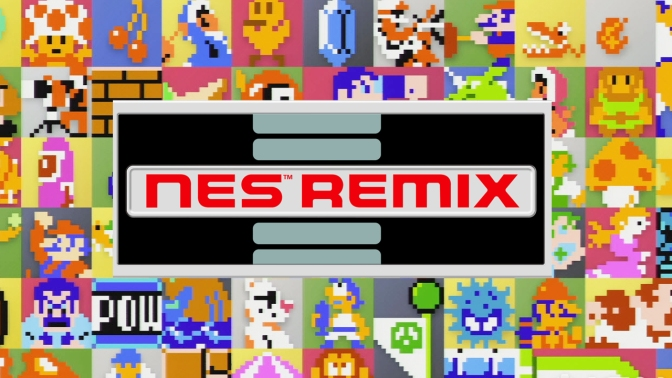 NES Remix 1 and NES Remix 2 Arriving in Stores