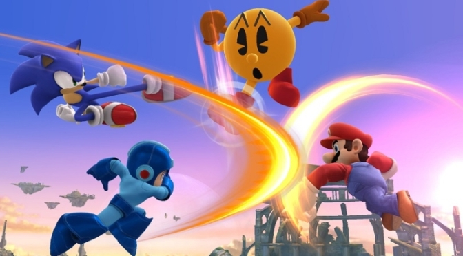 Pac-Man Was Almost in Super Smash Bros Brawl