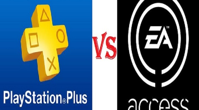 MONG Podcast – Is EA Access the New PlayStation Plus?