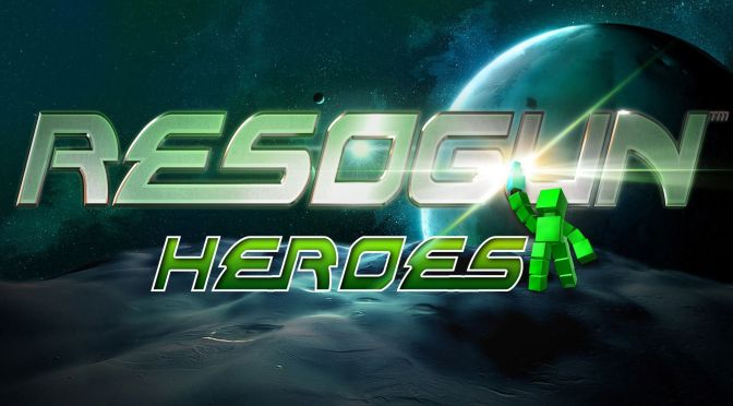 Resogun: Heroes Expansion Review