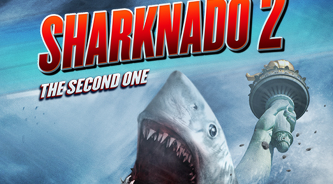 Sharknado Gets a Video Game