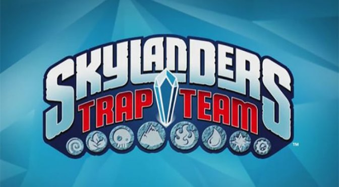 Wii Version of Skylanders Trap Team Comes With Download Code for Wii U Version