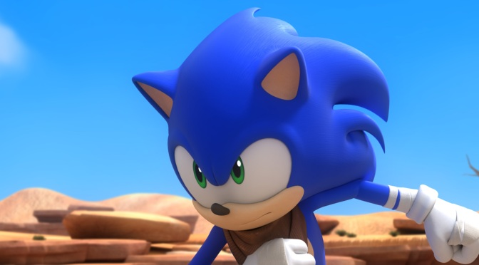 Sonic Boom Release Date and Cover Art Revealed