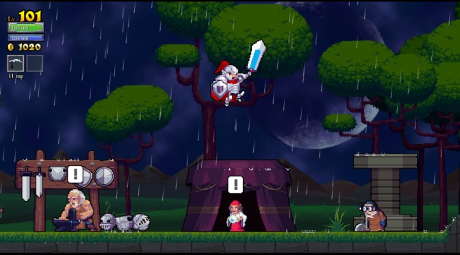 Rogue Legacy coming to PlayStation
