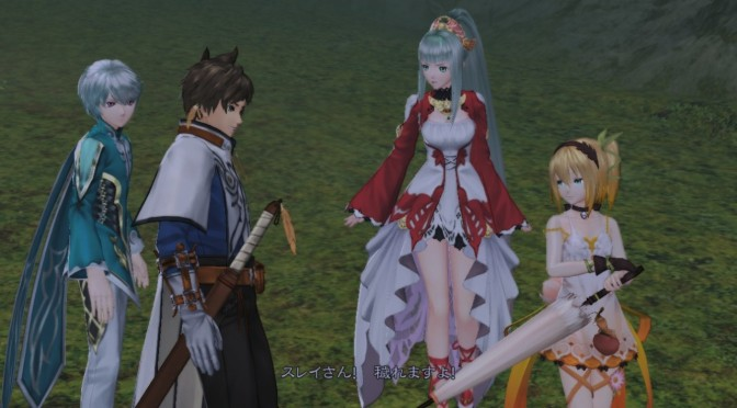Tales of Zestiria Translated Character Names Revealed
