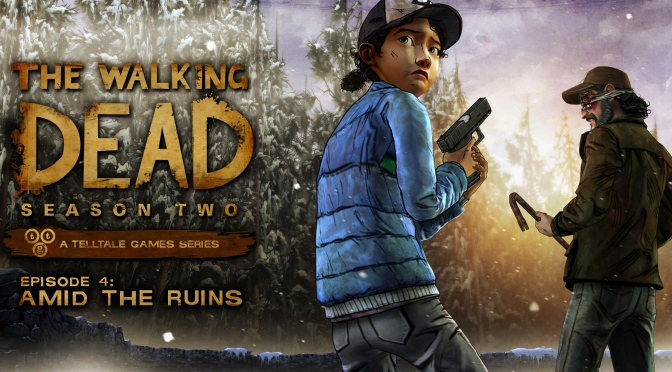 The Walking Dead S2 E4 – Amid The Ruins Review