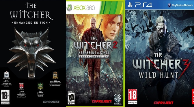 MONG Podcast – Do You Want A Witcher Collection?