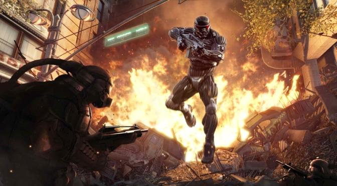 Crytek Crisis Sustained