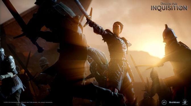 Can't Get Enough Dragon Age?