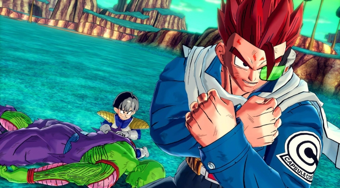 Build a Saiyan in Dragon ball Xenoverse