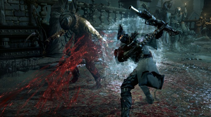 Bloodborne Gameplay Finally Rears Its Head!