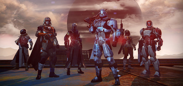 Bungie Comes Bearing Gifts at Gamescom with More Destiny News!
