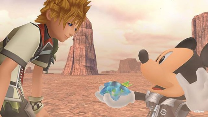 New Kingdom Hearts 2.5 ReMIX Screenshots
