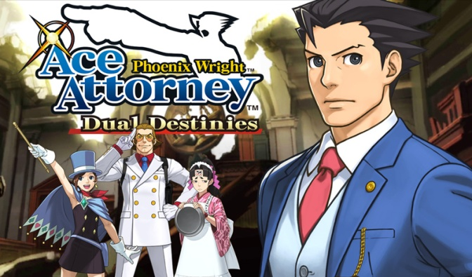 Phoenix Wright Game Coming To iOS