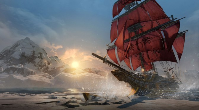 Assassin's Creed: Rogue Will Not Have Multiplayer