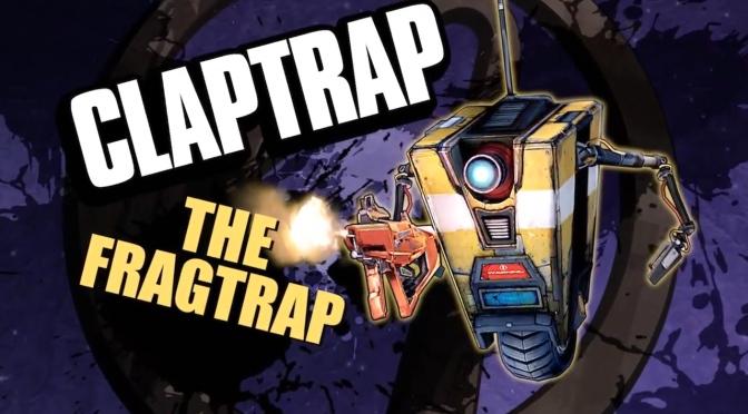 Borderlands: The Pre-Sequel Trailer Reveals Claptrap's Action Skill