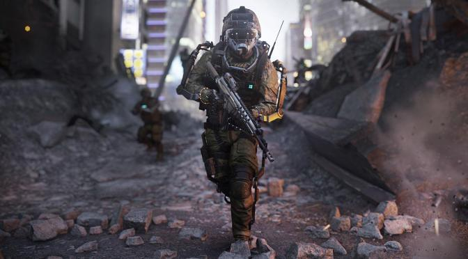 Call of Duty: Advanced Warfare Multiplayer Details