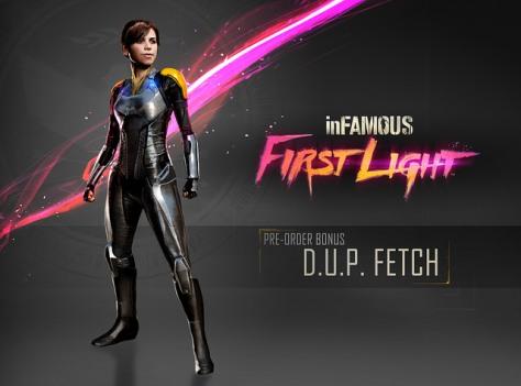 D.U.P. Fetch First Light Pre-order
