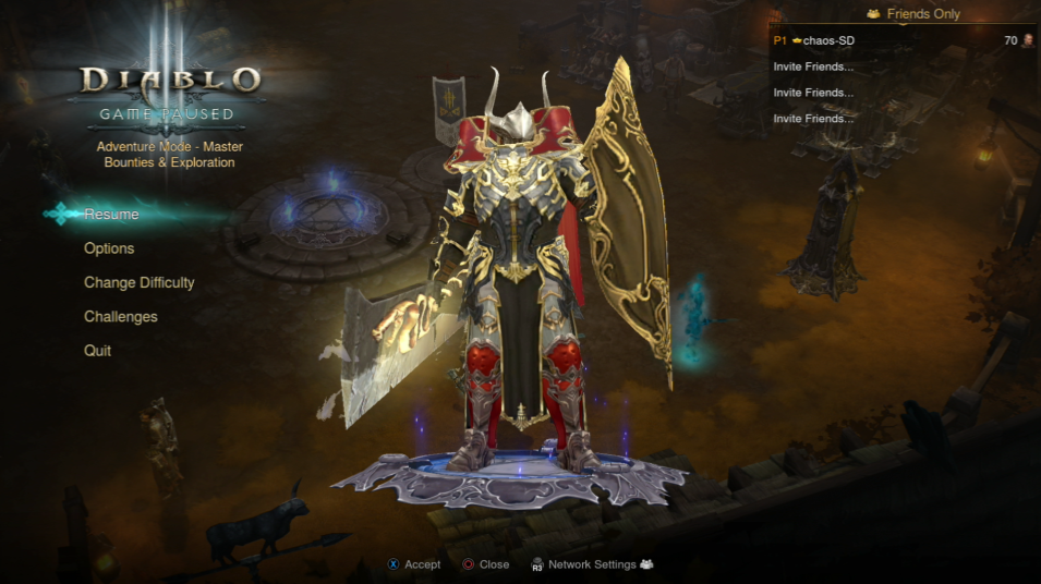 Diablo 3: Ultimate Evil Edition Review | Middle Of Nowhere Gaming