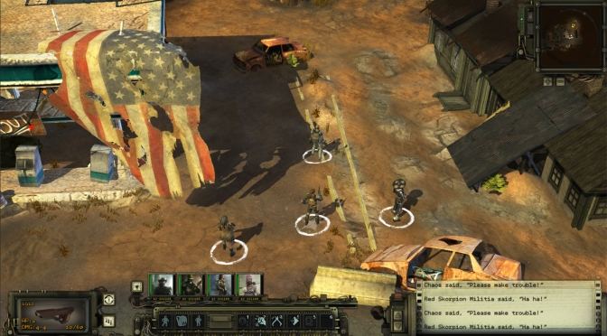 Wasteland 2 Finally Has a Release Date