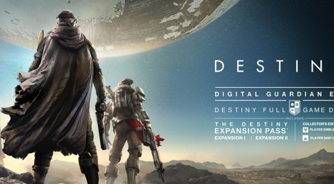 Destiny available for Pre-Loading on Xbox One