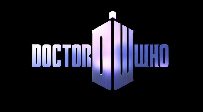 Doctor Who visits Minecraft