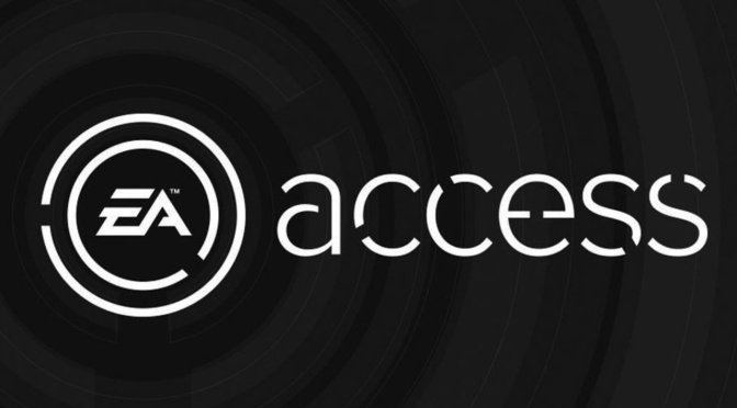 Xbox Live Gold Not Required for EA Access