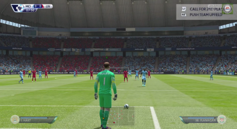 FIFA 15 In Game