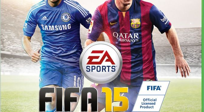 FIFA 15 UK Cover Star and New Anti-Cheating System