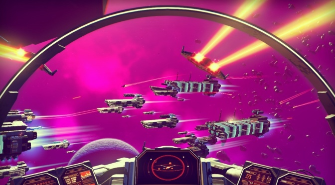 No Man Will Be Able To Explore All of No Man's Sky