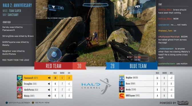 343 Industries Premieres The Halo Channel