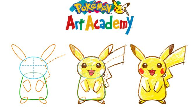 Pokemon Art Academy North American Release Date Announced
