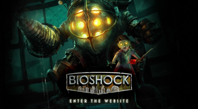 BioShock Coming to an iDevice Near You