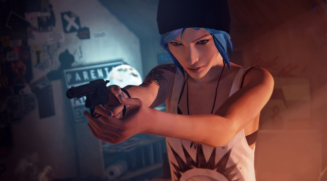 Square Enix Announces New Game, Life is Strange