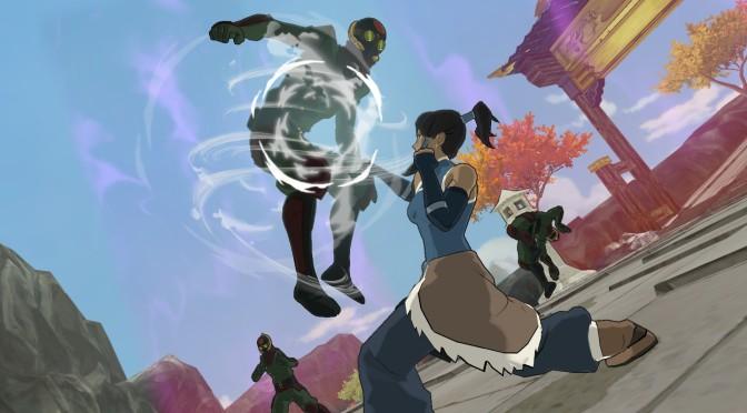 Pro-Bending Mode Revealed for The Legend of Korra Game
