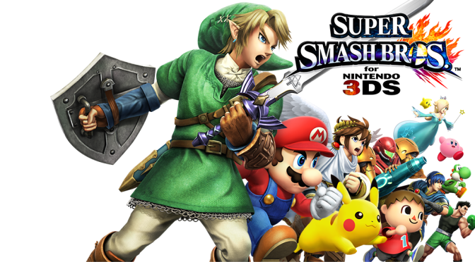 Super Smash Bros. Director Explains 3DS and Wii U Release Dates