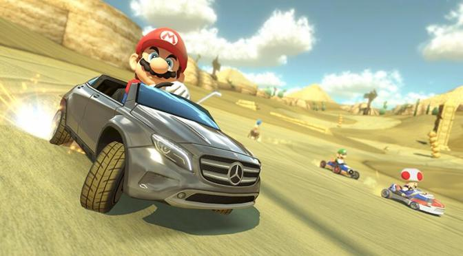Mario Kart 8 DLC Release Date For North America Announced