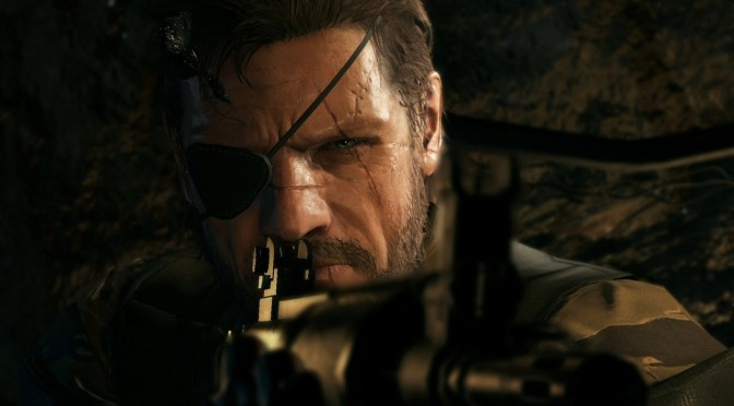 The Phantom Pain and Ground Zeroes are Coming to PC