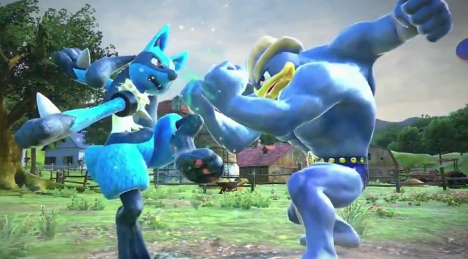 Nintendo Might Have Accidentally Leaked Pokken Characters