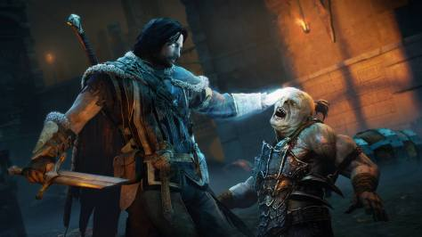 Middle-Earth-Shadow-of-Mordor-New-Screenshot-shows-Talion-terrorizing-an-Orc-