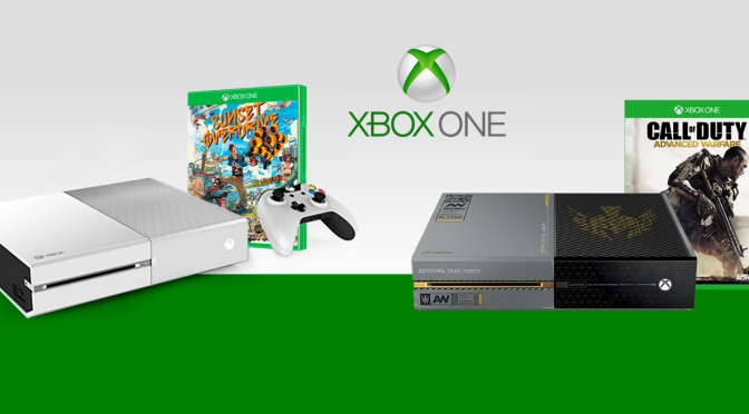 Xbox One Bundles That Could Really Sell