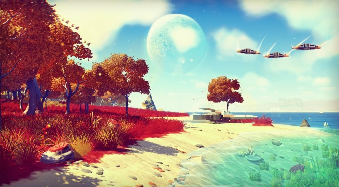 No Man's Sky is Not a PS4 Exclusive, to No Man's Surprise!