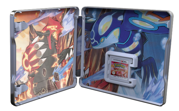 Pokemon Pre-Order Bonus and Steelbox Exclusives