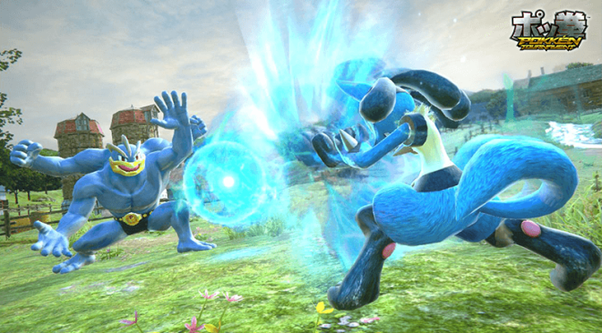 Pokken Tournament – The Pokémon Game No One Expected