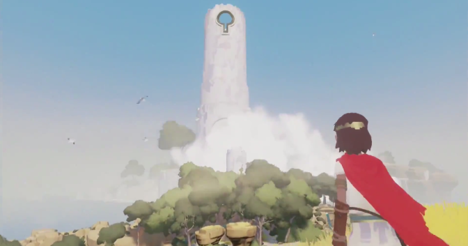New Trailer for RIME