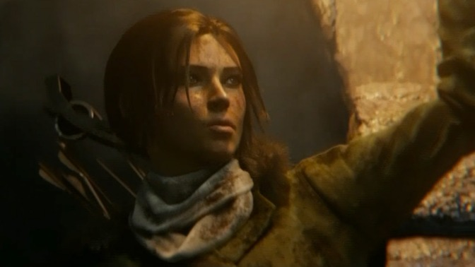 Yoshida also Surprised by Tomb Raider Exclusivity