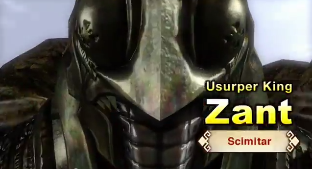 New Hyrule Warriors Trailer Features Zant